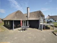 Three-Bedroom Holiday home with Sea View in Blåvand, Dovolenkové domy - Blåvand