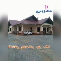 AUZ Guest House, Гостевые дома - Kampong Kubang Palas
