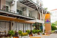 Krabi Cinta House, Hotely - Krabi town