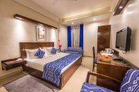 Rockland Hotel, C.R Park, Hotely - Dillí