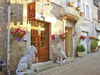 Hotel du Lion d'Or, Hotels - Rocamadour