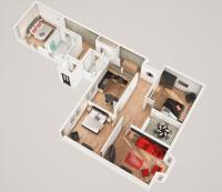 Greenview, 3 Bed Apartment, Appartamenti - Peterhead