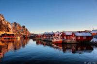 Anker Brygge, Hotely - Svolvær