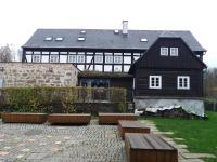 Ekocentrum Oldřichov v Hájích o.p.s., Penziony - Oldřichov v Hájích