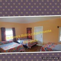 Ri Biero's Holiday Apartments, Apartmány - Crown Point