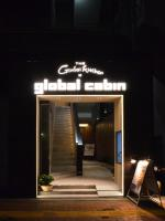 global cabin Tokyo Suidobashi, Kapsulové hotely - Tokio