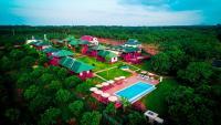 Ratanakiri Paradise Hotel & SPA, Szállodák - Banlung
