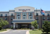SpringHill Suites by Marriott Oklahoma City Airport, Szállodák - Oklahoma City