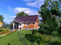 Guest House Kotiranta, Holiday homes - Konchezero
