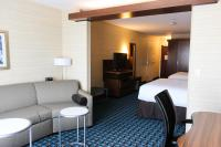 Fairfield Inn & Suites by Marriott Boston Marlborough/Apex Center, Szállodák - Marlborough