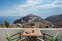 Agnanti, Guest houses - Kastron