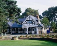 The Lodge At Meyrick Park Guest House (B&B)