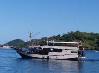 Ficko Cahaya Komodo, Hajók - Labuan Bajo