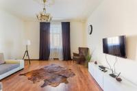 New arbat 3 room flat, Apartments - Moscow
