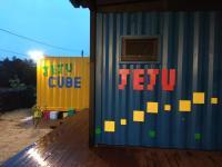Cube House, Pensionen - Seogwipo