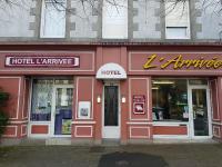 Hotel De L'arrivée, Hotel - Saint-Brieuc