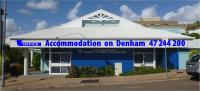 Accommodation on Denham, Motels - Townsville