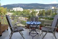 Bright apt, amazing view!, Apartments - Athens