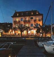 Hotel Lake View Le Rivage, Hotels - Lausanne