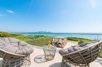 Blancarena, Prázdninové domy - Playa de Muro