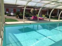 Inter-Hotel Bourg-en-Bresse Nord Le Pillebois, Hotely - Montrevel-en-Bresse