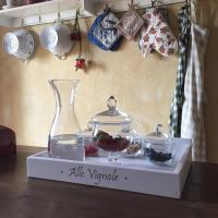 Alle Vignole, Bed and Breakfasts - Coreglia Antelminelli