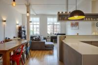 Modern, Design 1 Bed apt sleeps 4 in Waterloo, Apartmanok - London
