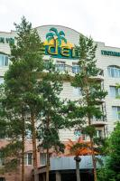 Hotel Edem, Hotel - Karagandy