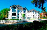 Villa Strandperle_ Whg_ 33, Апартаменты - Зеебад-Бансин