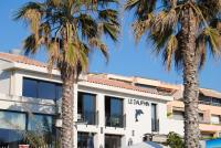 Appart'hôtel Le Dauphin, Apartmánové hotely - Six-Fours-les-Plages