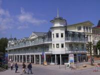 Strandpalais Luise von Preussen, Отели - Цинновиц (Остзебад)