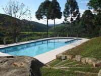 Fazenda Caturama, Prázdninové domy - Areal