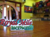 Royal Mile Backpackers, Hostely - Edinburg