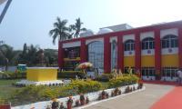 Toshali Pushpagiri, Szállodák - Bhakur