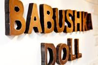 Babushka Doll Hotel, Hotel - Mosca