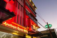 Apollonia Royale Hotel, Hotely - Angeles