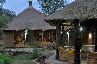Munga Eco-Lodge, Chaty v prírode - Livingstone