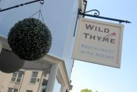 Wild Thyme Restaurant with Rooms, Bed and Breakfasts - Chipping Norton