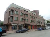 Hotel 007, Hotely - Sofie