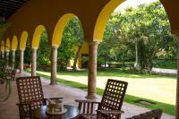 Hacienda Misné, Hotely - Mérida