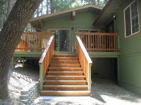 Manzanita Cabin - Bass Lake, Dovolenkové domy - Oakhurst