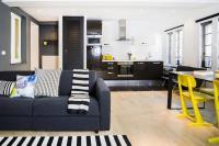 Smartflats City - Perron, Apartmány - Liège