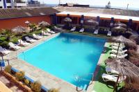 Hotel Pacifico, Отели - Algarrobo