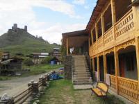 Guesthouse Lasharai, Hotels - Omalo