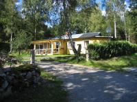Almagården, Dovolenkové domy - Svängsta