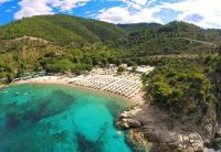 Akti Oneirou Camping and Bungalows, Luxury tents - Vourvourou