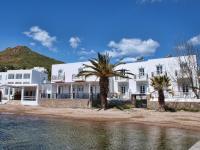 Silver Beach, Hotely - Grikos