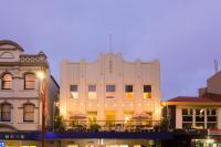 Alabama Hotel Hobart, Szállodák - Hobart