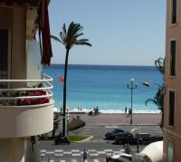 Nice Centre - Apartment with balcony and stunning sea view!, Apartmanok - Nizza