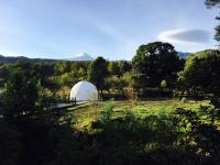 Llaimadomo Lodge, Lodge - Melipeuco